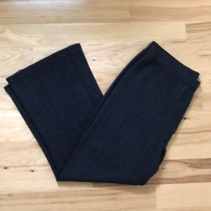 St. John herringbone knit ankle pants